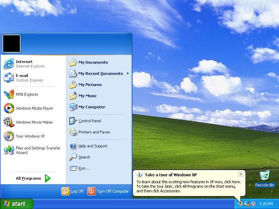 microsoft windows recovery console  xp