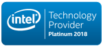 Intel Technology Provider Platinum 2018