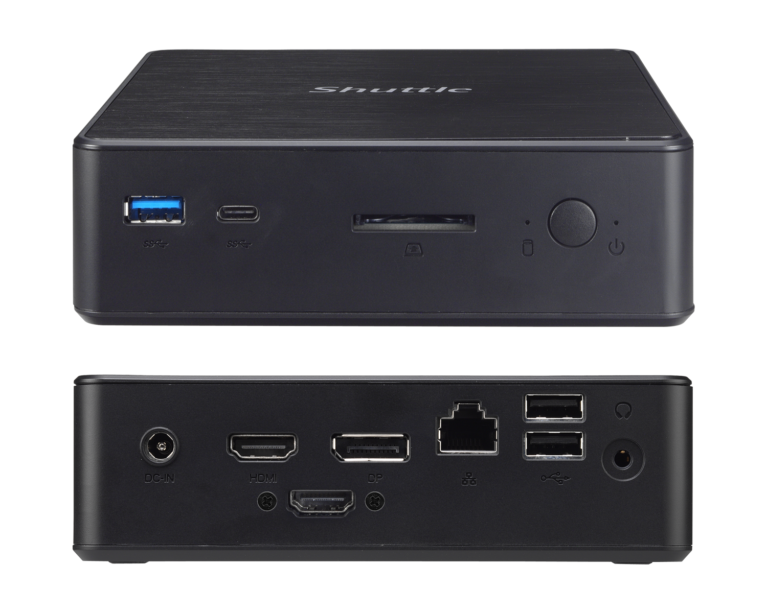 shuttle streaming PC